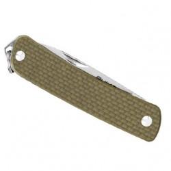 Нож Ruike Criterion Collection S11, зеленый
